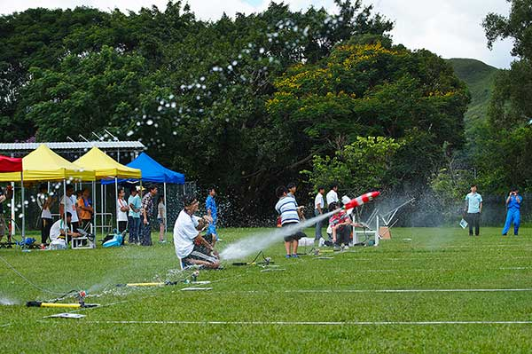 Water Rocket Competition