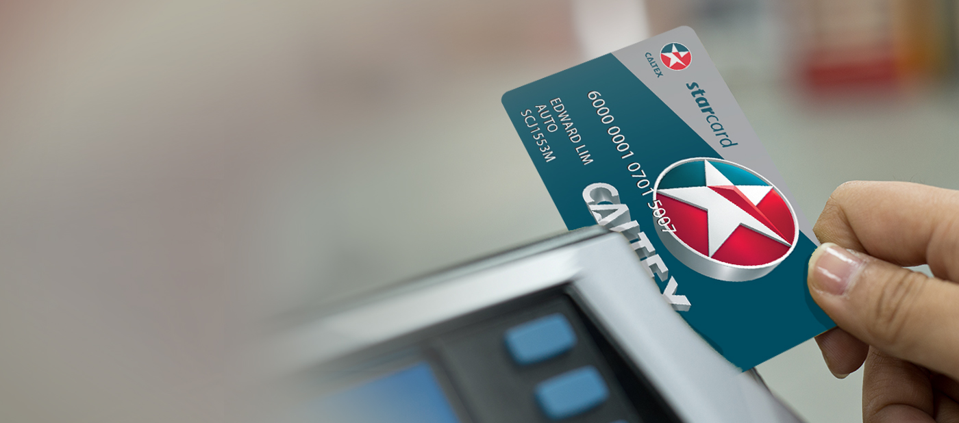Caltex StarCard - Business Fleet Cards | Caltex Hong Kong