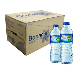 Bonaqua Mineralized Water