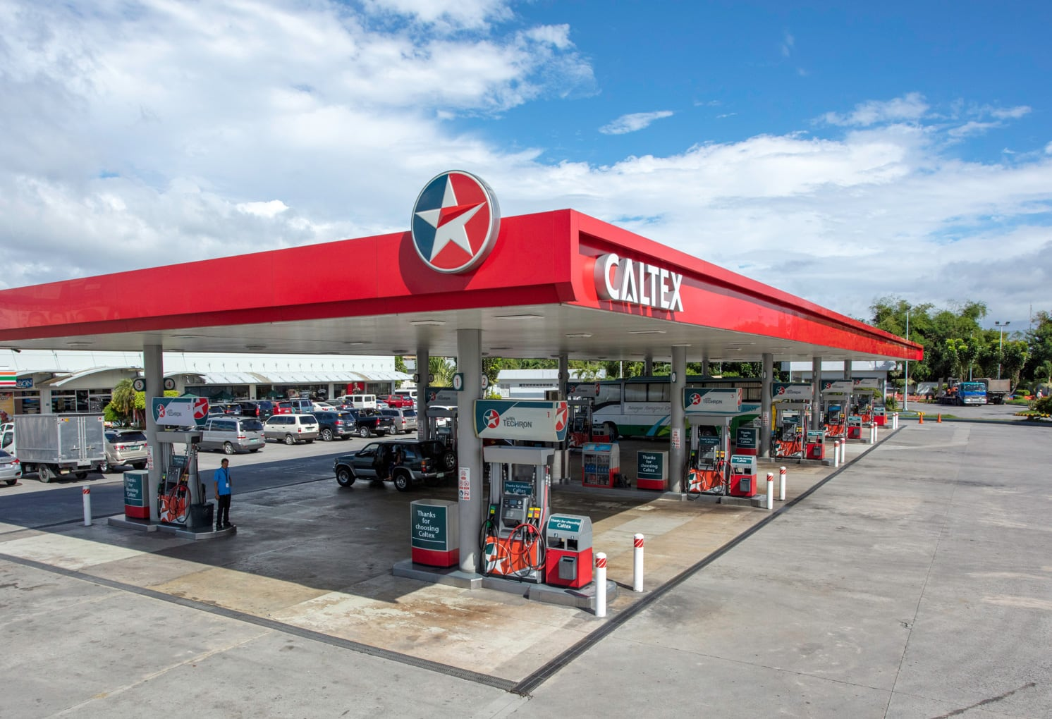Caltex Advantage