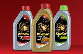 Havoline Super 4T SAE 20W-50 | Caltex Philippines