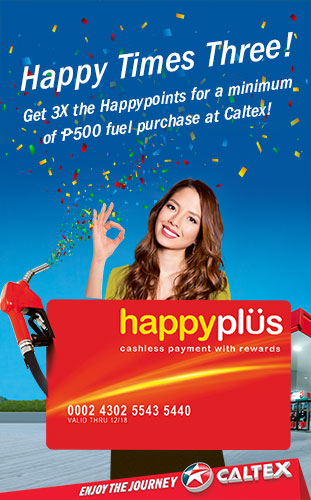 Happyplus card
