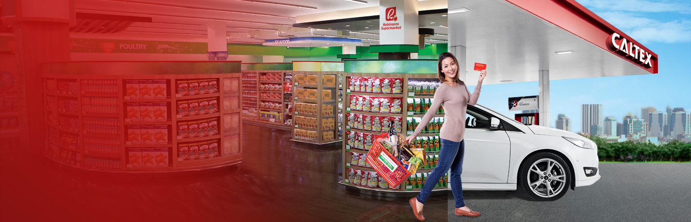 Caltex-Robinsons Rewards