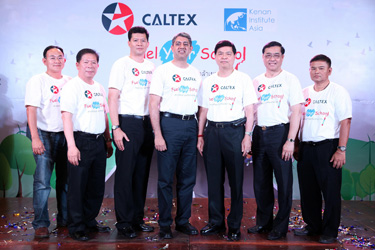 kenan-caltex group photo