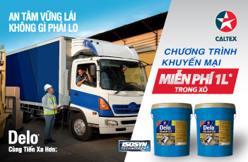 Caltex Lubricants Promotion