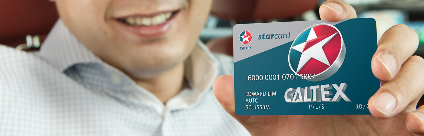 Caltex Fleet Cards