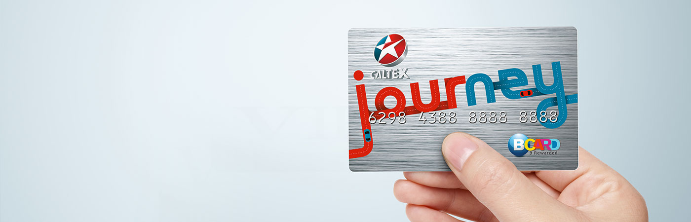 Caltex JOURNEY™ Card