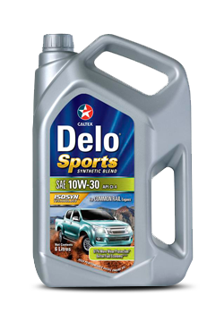 Caltex delo engine oil for diesel suvs and pick u caltex for Best diesel synthetic motor oil