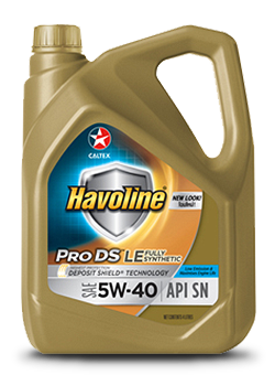 havoline prods fully synthetic le sae 5w 40 caltex singapore. Black Bedroom Furniture Sets. Home Design Ideas