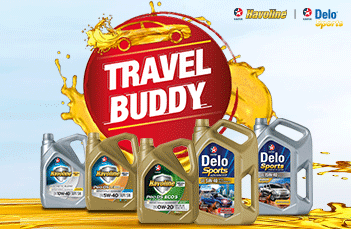 Caltex Lubricants Holiday Travel Promotion