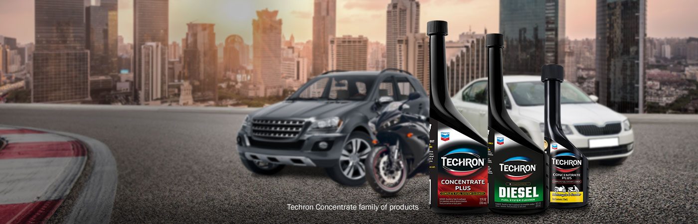 Techron® Diesel Concentrate Plus