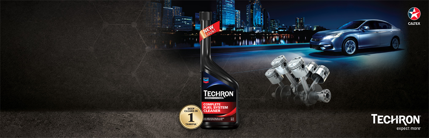 Techron Concentrate Family of Products