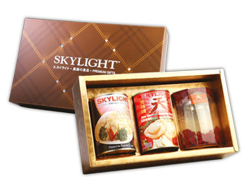 Skylight 3s Gift Set