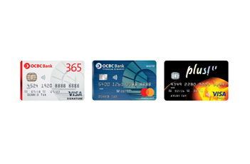 OCBC Cards Offer